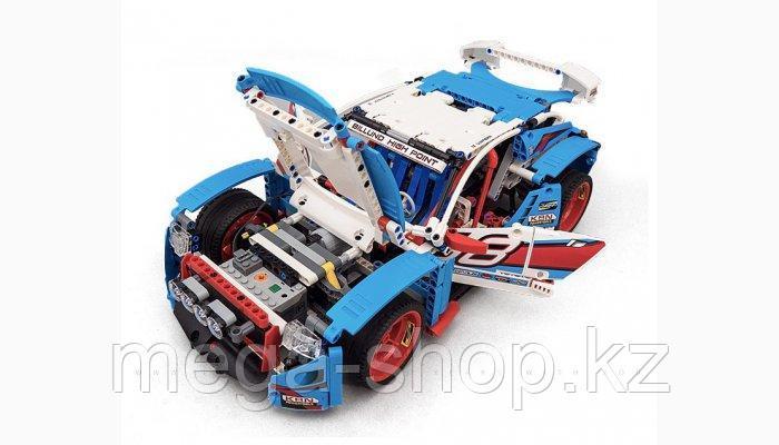 Конструктор Bela Technic Гоночный автомобиль 10826 1029 дет - фото 2