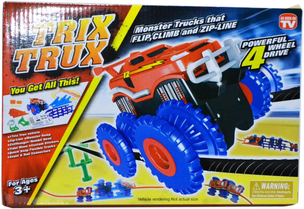 8961 Джип трек Trix Trux 26*39см
