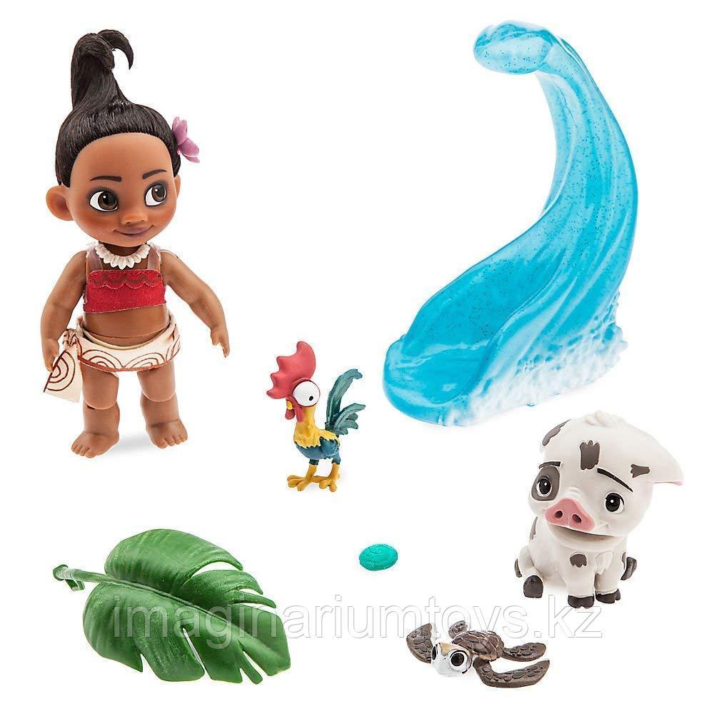 Игровой набор Моана Disney Animator