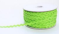 Декоративная лента для одежды, кружевная, светло-зеленая