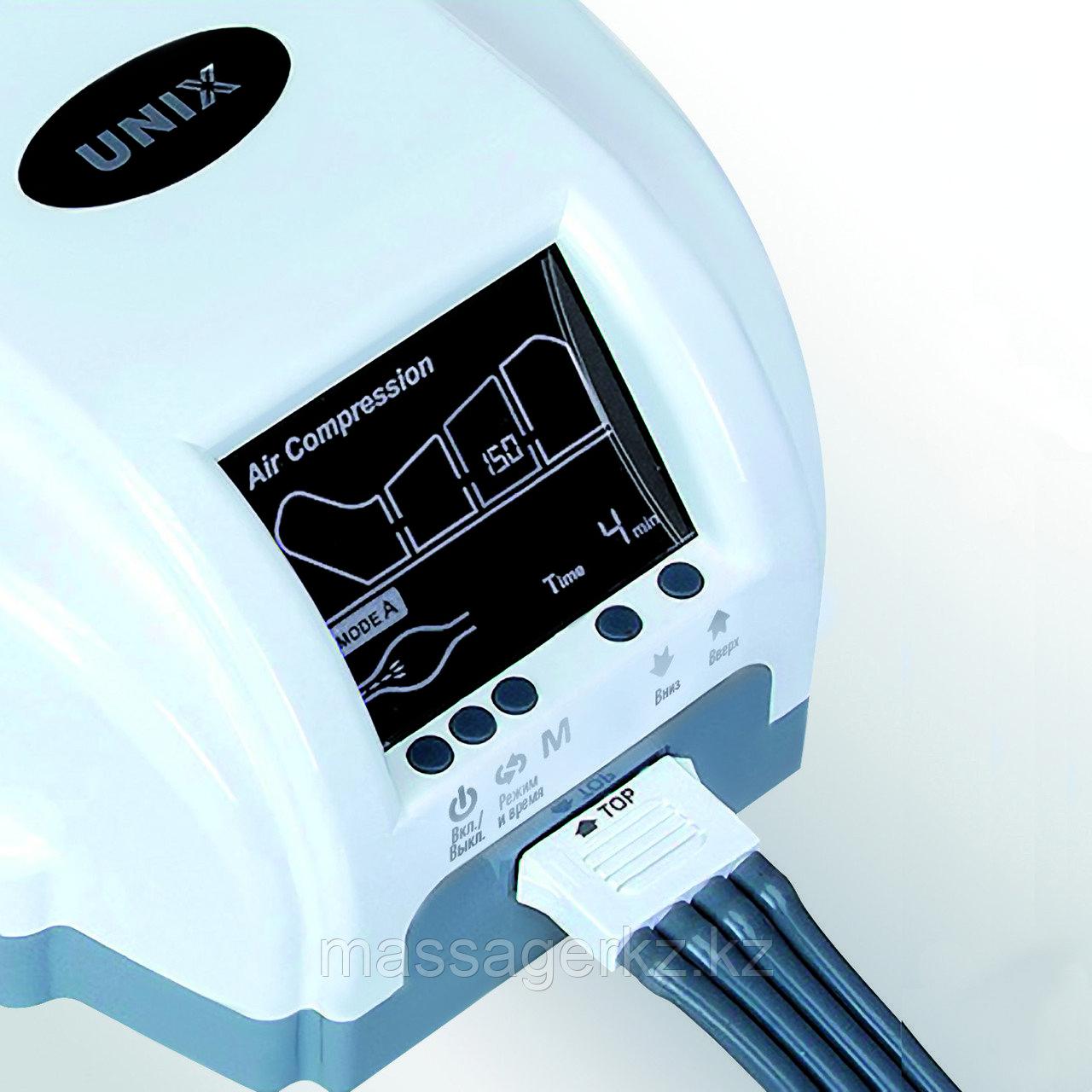 LymphaNORM (Unix Air) Control XL полный комплект(ботфорты + опция рука 2 шт + опция шорты+коннектор)