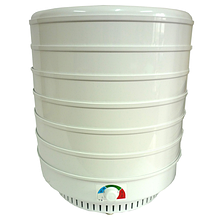 Сушка Ветерок-2 (электросушилка 6 белых поддонов 39 см)