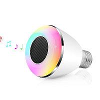 Светодиодная лампа со встроенным Bluetooth динамиком, фото 1