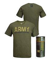 ASIA INTEGRITY ENT. LTD Милитари футболка TRU-Spec ARMY 100% Cotton