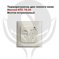 Терморегулятор Menred RTC 70.26