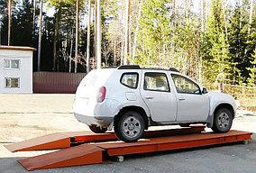 Весы автомобильные малогабаритные МВСК-15-А МГ (4,5х0,75х2шт)