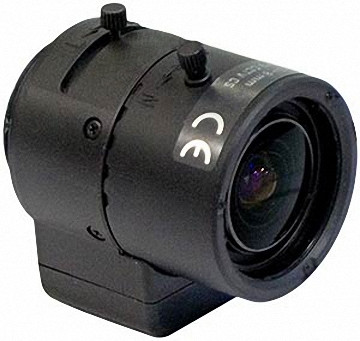 Ricom RV03509D Варифокальный объектив 3.5-8мм. с АРД