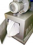 Двухдисковый шлифовальный станок с пылесосом, фото 2