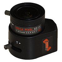 Ricom NV03105D.IR Варифокальный объектив 3Mp 3 -10.5 мм. с АРД