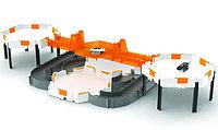 HexBug Nano Bridge Battle Set Игровой набор Трасса + 2 Нано Жука, фото 1