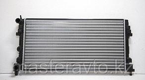 Радиатор охлаждения двигателя VW Polo Sedan (10-)/Skoda Rapid (12-) NEW
