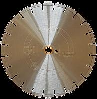 Сегментный алмазный диск по железобетону 350 мм ALEXDIA