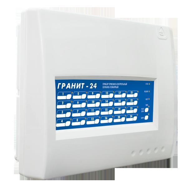 Контрольная панель Гранит-24