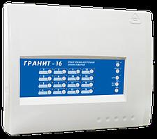 Контрольная панель Гранит-16