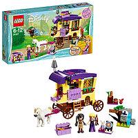 Лего Принцессы Дисней Lego Disney Princess 41157 Конструктор Экипаж Рапунцель, фото 1