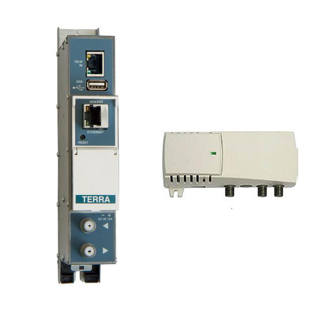 DVB Модуляторы