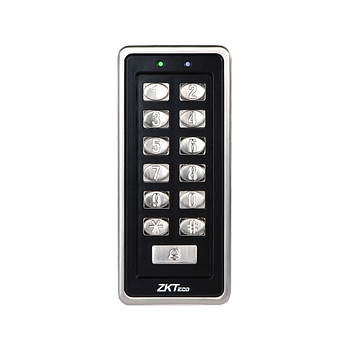 Контроллер-считыватель  ZKTeco R6 ID W26