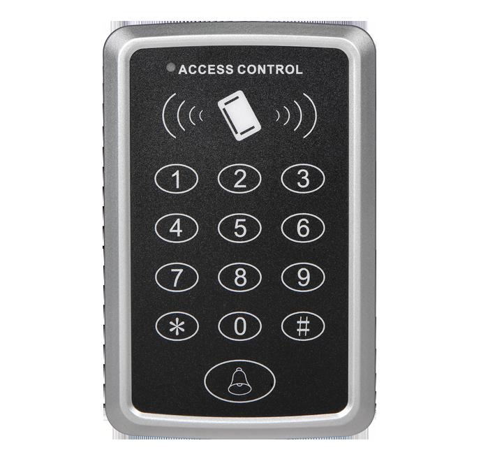 Контроллер-считыватель ZK SA32-E с кодонаборником