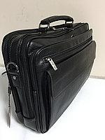 Мужской деловой портфель Cantlor,с отделом под 16-ти дюймовый ноутбук.Высота 30см,длина 43см,ширина 11см., фото 1