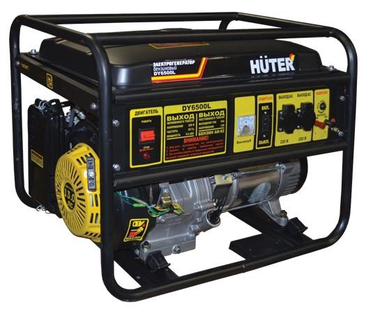 Бензиновый генератор Dy6500 L