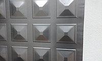 Лист металлический 0,7 мм-- Пирамидка 1х2 м