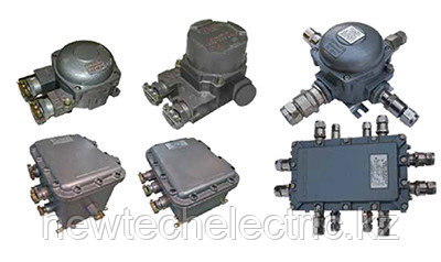 Оболочки электротехнических аппаратов ОЭАВ