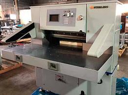 STERLING K660E - Гидравлическая бумагорезальная машина