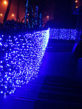"""Гирлянды светодиодные, новогодние, уличные LED гирлянда """"Шторки Занавес"""" 2*2 метра, фото 4"""
