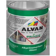 Иранская алкидная краска- Алван 3,5 кг