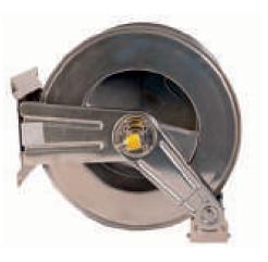 Автоматический барабан из нержавеющей стали для шланга 20м ½''