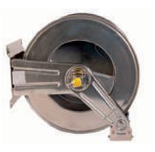 Автоматический барабан из нержавеющей стали для шланга 20м ¾''