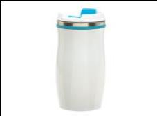 Термокружка Crema, Белый