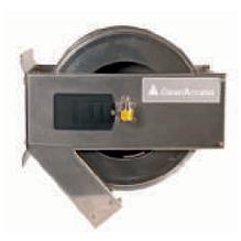 Автоматический барабан из нержавеющей стали для шланга 25м ½''