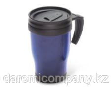 Термокружка Пластиковая, Фиолетовый