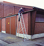 Двухсекционная универсальная лестница CORDA 2х11