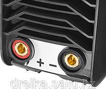 Сварочный аппарат инвертор ЗУБР ЗАС-Т3-190, ЭКСПЕРТ, T3, 190А, MMA/TIG LIFT, IGBT, VRD,, ПВ-60%, 1*220В, фото 3