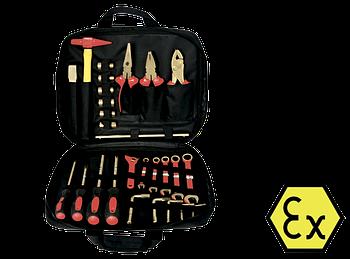 Искробезопасный набор из 26 предметов