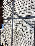 Фасадная панель рваный кирпич, фото 8