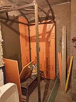 Паровая комната (хамам) в квартире. Размер = 1,0 х 1,5 х 2,3 м. Адрес: г. Алматы, ул. Бухар Жырау 22. 16