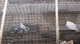Скиммерный бассейн. Размер = 12 х 1,8 х 1,7 м. Адрес: г. Алматы, ул. Ладушкина. 16