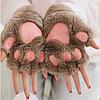 Варежки-перчатки Кошачьи лапки, Алматы, фото 2