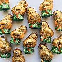 Шоколадный цыплёнок Hauswirth 13 гр