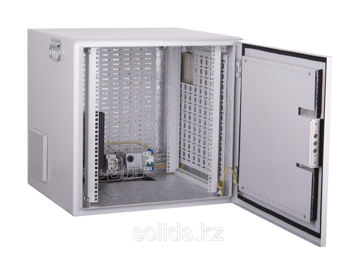 Шкаф настенный климатический  9U IP54