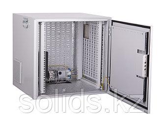 Шкаф настенный климатический 12U IP54