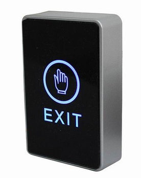 Кнопка выхода GT-E11, накладная, сенсорная