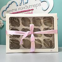 Коробка на 12 капкейков