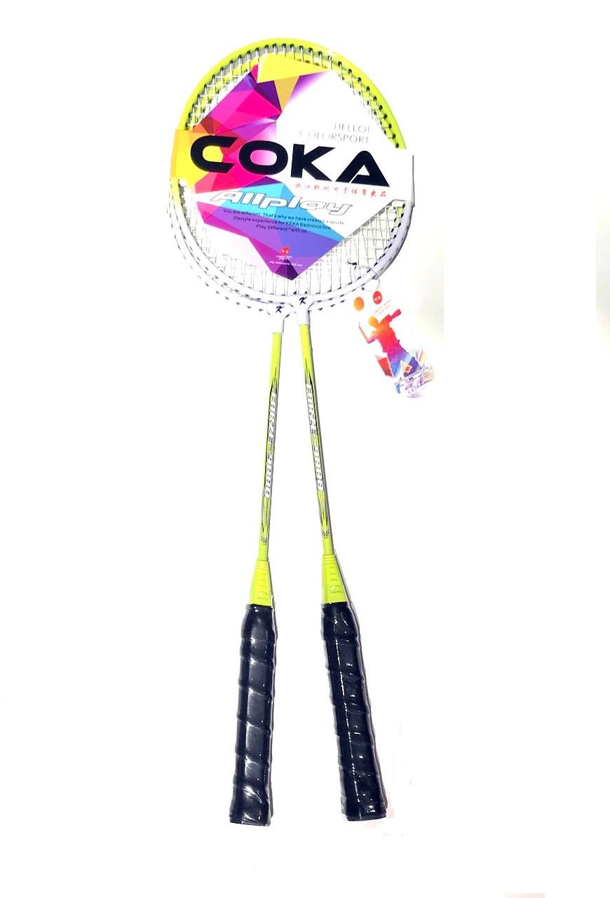 Ракетки для бадминтона COKA