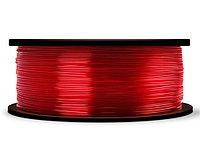 3D PLA Пластик WANHAO Прозрачный красный 1.75mm 1kg, фото 1