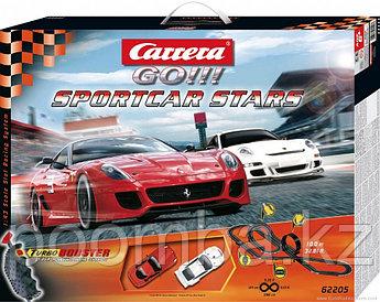 Гоночная трасса Каррера Go 'Sportcar Stars'
