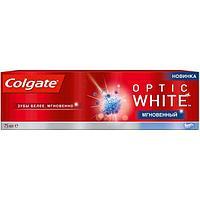 Паста Colgate Optic White Мгновенный 75 мл